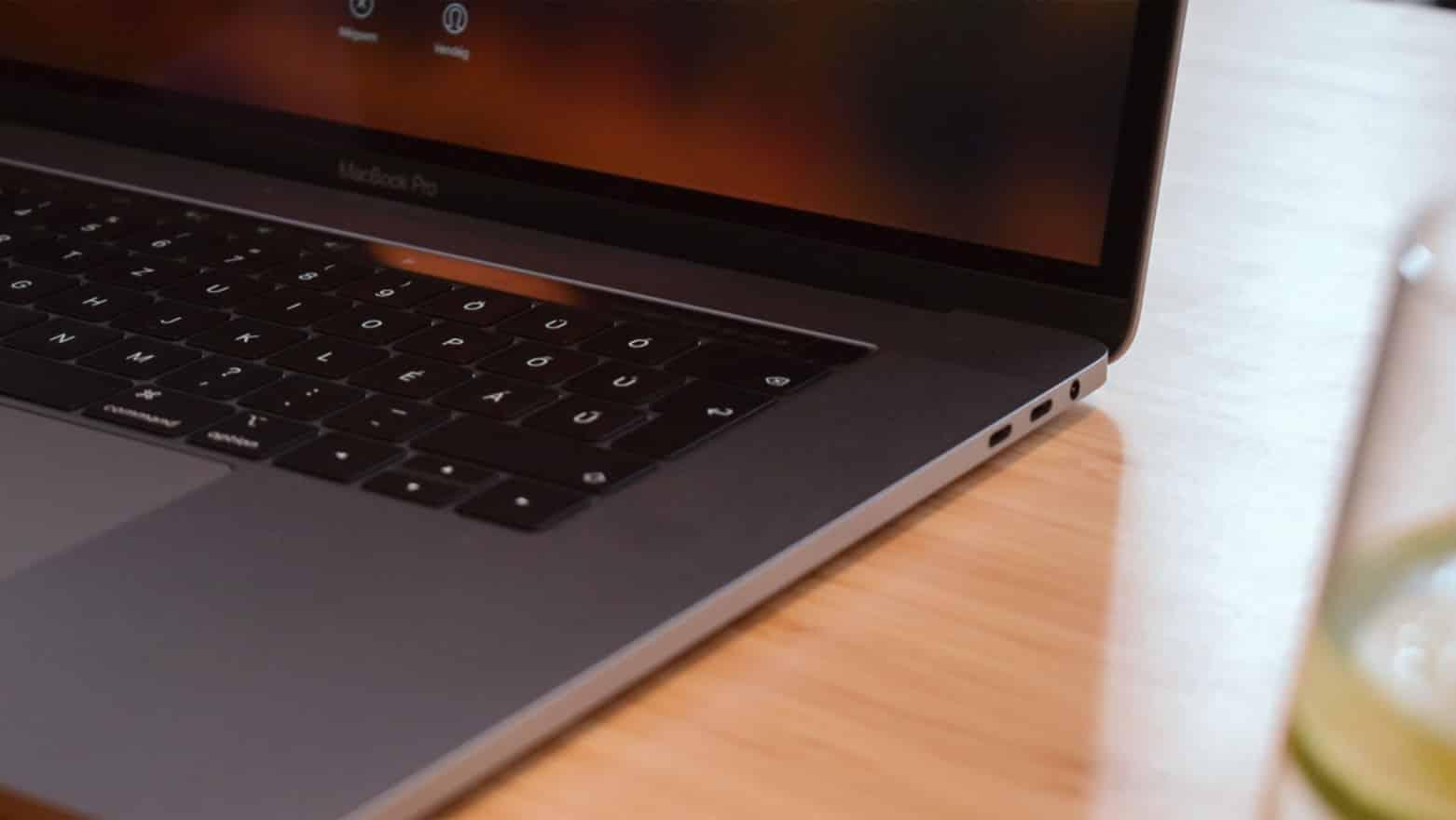 Noutati MacBook Pro