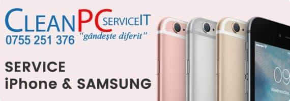 CleanPC Zalau - service telefoane